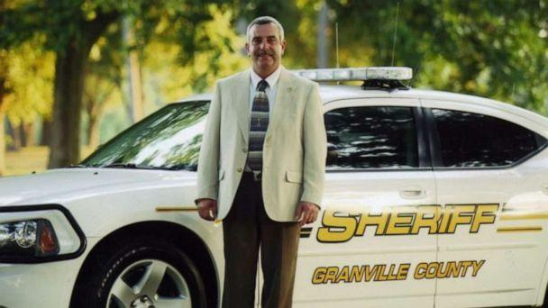 PHOTO: Granville County Sheriff Brindell Wilkins was indicted Monday, Sept. 16, 2019, after allegedly discussing killing one of his former deputies. (Granville County)