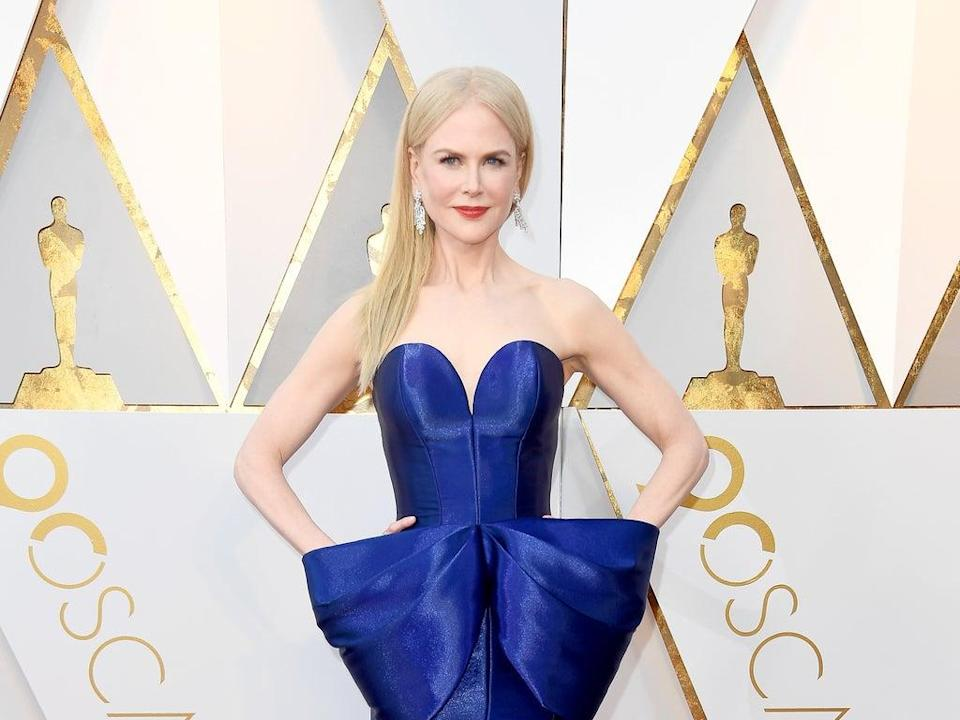 Nicole Kidman shares one of her greatest regrets (Getty Images)