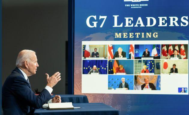 G7 Afghanistan meeting (Photo: White House)