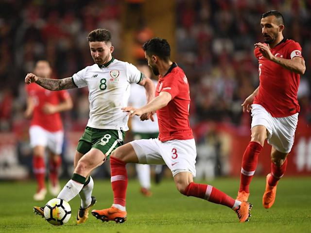 Mehmet Topal strike condemns Republic of Ireland to defeat in Turkey