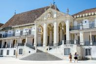 <p>Established in 1290, this is a school with some serious history. University of Coimbra is one of the oldest continuously operating universities in the world, and has the architecture to back it up. In 2013, UNESCO named the school to its World Heritage list.</p>