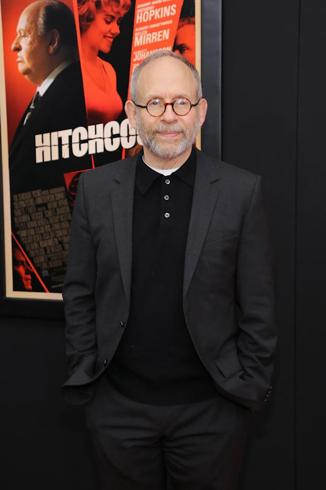 "NEW YORK, NY - NOVEMBER 18:  Actor Bob Balaban attends the ""Hitchcock"" New York Premiere at Ziegfeld Theater on November 18, 2012 in New York City.  (Photo by Neilson Barnard/Getty Images)"
