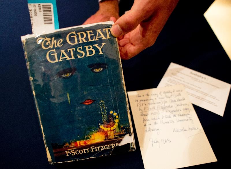 what 12 months has been the particular amazing gatsby published
