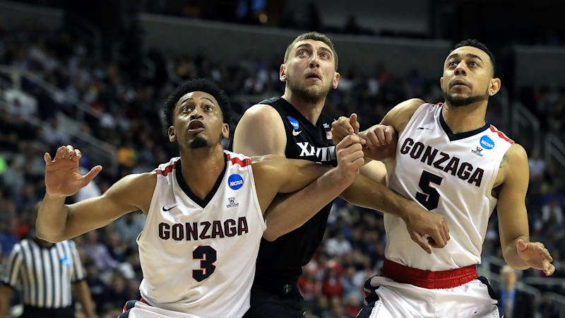 NCAA Tournament: Xavier (nearly) gets off insane back-to-back shots against Gonzaga