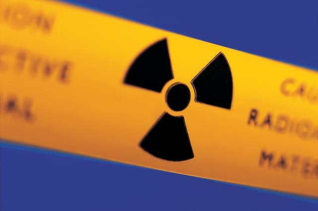 Most radioactive places on earth