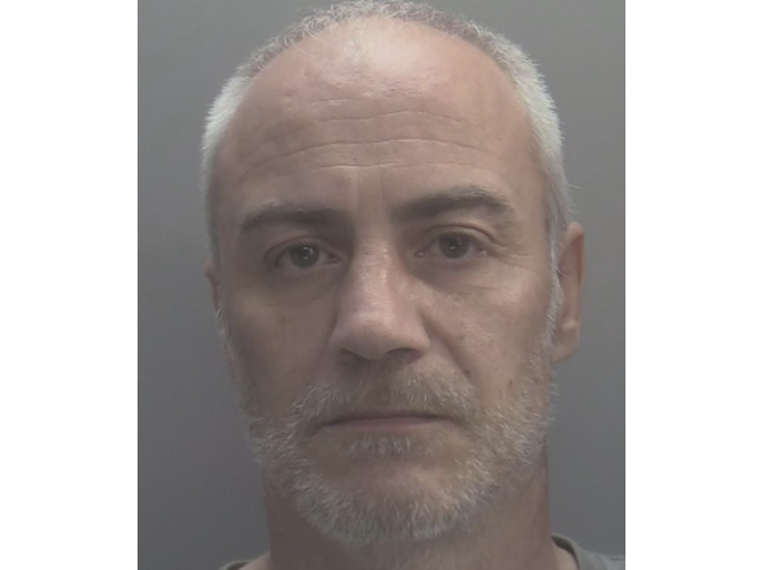 Lewis has been jailed for sexual assault. (Leicestershire Police)