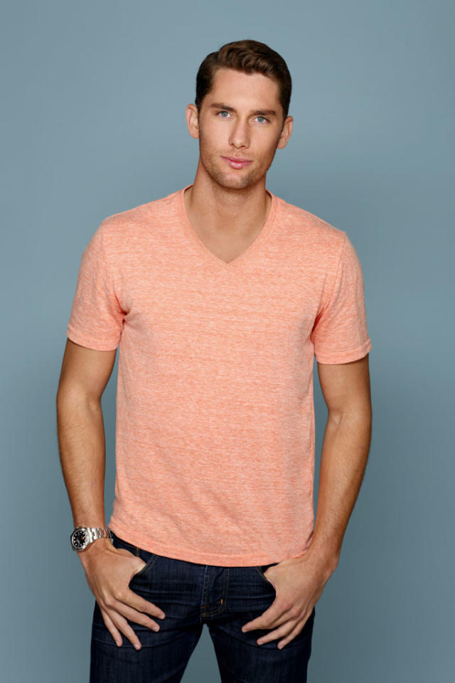"""<b>KALON MCMAHON (""""The Bachelorette"""" Season 8, Emily Maynard)<br><br></b>Kalon was the villain on Emily's season, but at least he was honest. Maybe Kalon is not ready to settle down, but he is ready to dominate those inferior to him. He will charm the women, he will compliment the men, and he will go all the way to the end just to keep the money all to himself. Plus, he is frenemies with Erica Rose."""