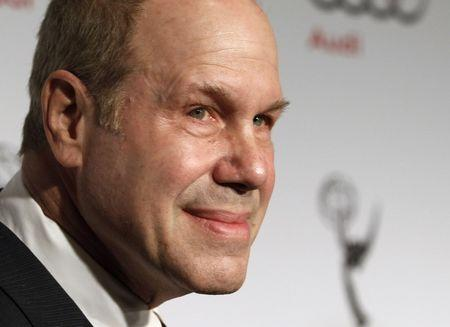 Michael Eisner arrives at the Academy of Television Arts & Sciences 21st annual Hall of Fame Gala in Beverly Hills March 1, 2012. REUTERS/Fred Prouser