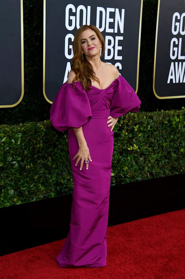 Isla Fisher. Foto: Getty Images