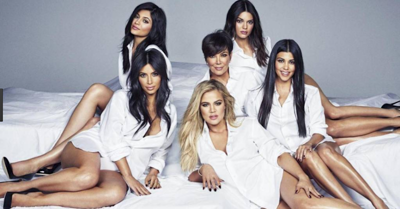 Blac has accused the whole Kardashian-Jenner clan of series of allegations. Source: E!