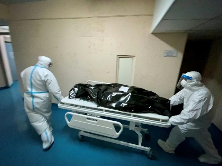 More than 4,800 people have died from Covid in Moldova