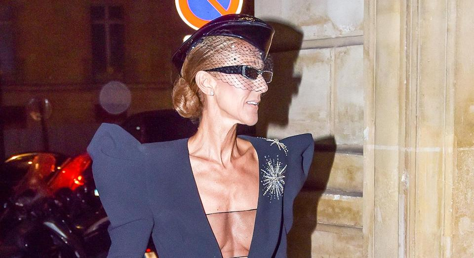 Celine Dion has been criticised for her weight loss. [Photo: Getty]