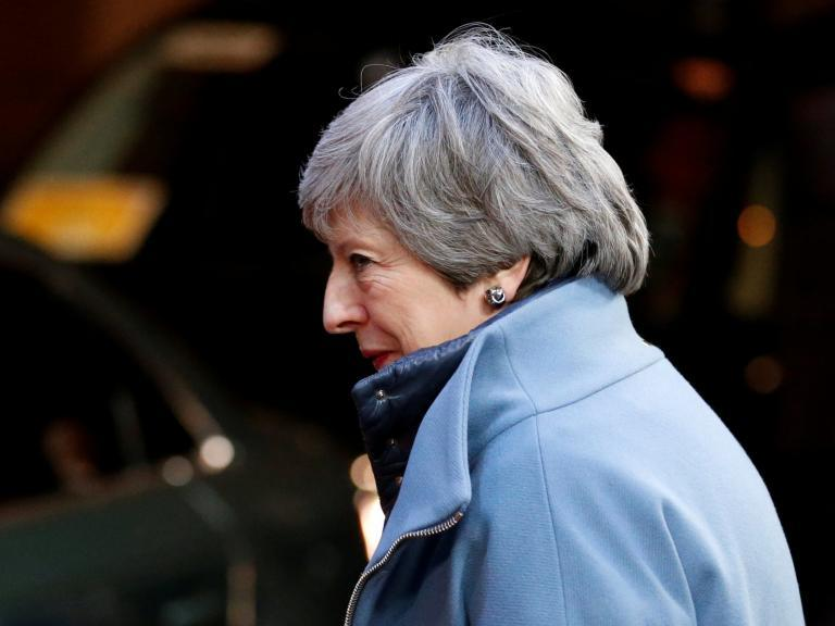 Brexit can not define us, says PM May's deputy as ratings dip