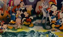 <p>This animation and live-action crossover featured several Disney characters as well as famous faces from the Looney Tunes too. Betty Boop also makes an appearance.. </p>