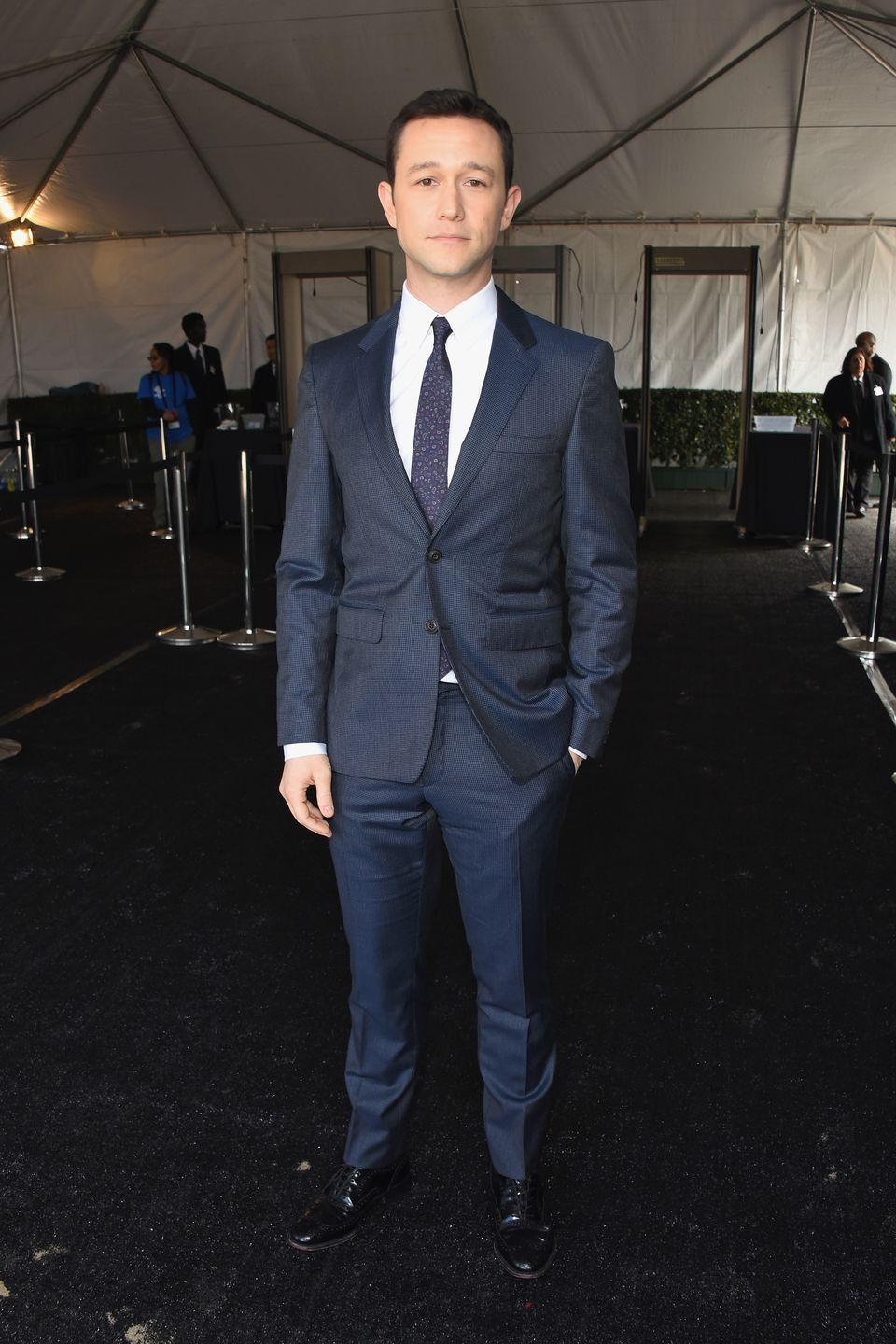"""<p>Joseph went on to star in indies and blockbusters alike, including <em>500 Days of Summer</em> and <em>Inception</em>, and now he's focused on <a href=""""https://hitrecord.org/about"""" rel=""""nofollow noopener"""" target=""""_blank"""" data-ylk=""""slk:Hit Record"""" class=""""link rapid-noclick-resp"""">Hit Record</a>, the company he founded that encourages collaboration between creatives. </p>"""