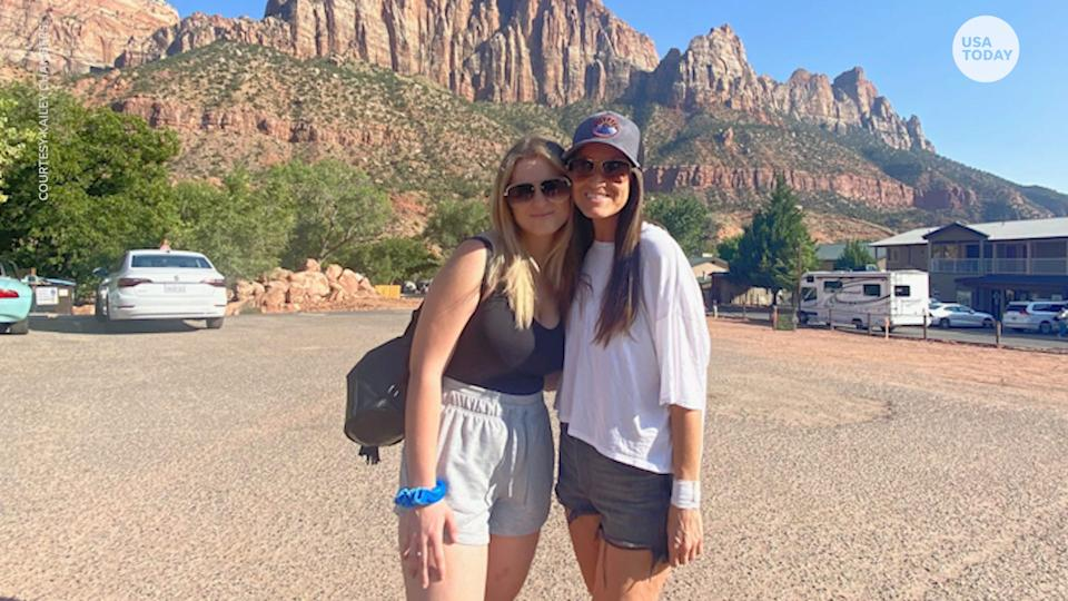 Holly Suzanne Courtier, a 38-year-old California hiker, has been found after missing for two weeks at Zion National Park in Utah.