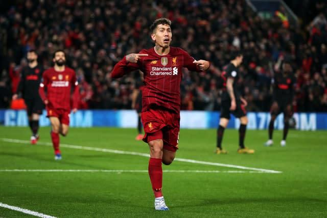 The postponement of the Copa America will allow South American stars based in Europe such as Roberto Firmino to fulfil their club commitments