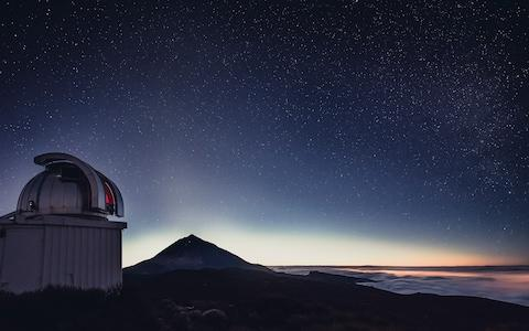 teide national park - Credit: Getty