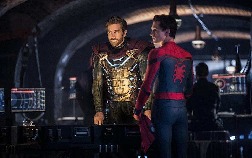 Is Mysterio really an ally?