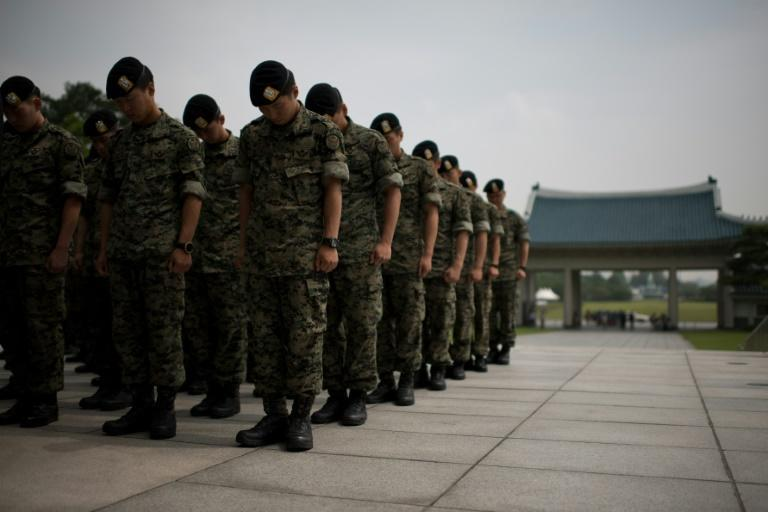 International rights groups have expressed concern about the way South Korea treats LGBT soldiers