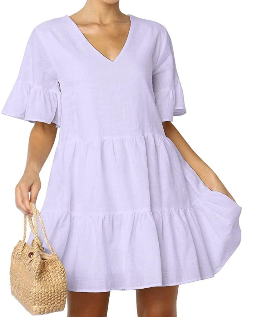 <p>This <span>Fancyinn Shift Dress with Pockets</span> ($24-$40) is easy to fold up and pack on your next road trip.</p>