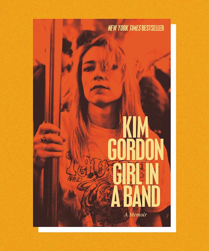 If you are of a certain age (and even if you aren't) Kim Gordon is the coolest girl in the world. Her memoir, <em>Girl In A Band</em>, takes us from her early years in Rochester, NY, to her California adolescence, and finally to the gritty downtown streets of 1980s New York City. This is where she forms legendary noise band Sonic Youth with Lee Ranaldo, Steve Shelley, and her eventual husband, Thurston Moore. <br><br>The book isn't chatty and it doesn't hold back. She discusses how much she cared for a sensitive Kurt Cobain (and disliked his wife, Courtney Love) but she reserves her real ire for Moore, who, after 27 years of marriage and professional partnership has an affair. She's clear she can't forgive him and they divorce. But her love for her daughter, Coco, her passion for art and music, and her effortless cool shine through.