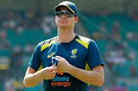 Missing last time: Prolific batsman Steve Smith is back after being banned for the previous visit of India to Australian soil