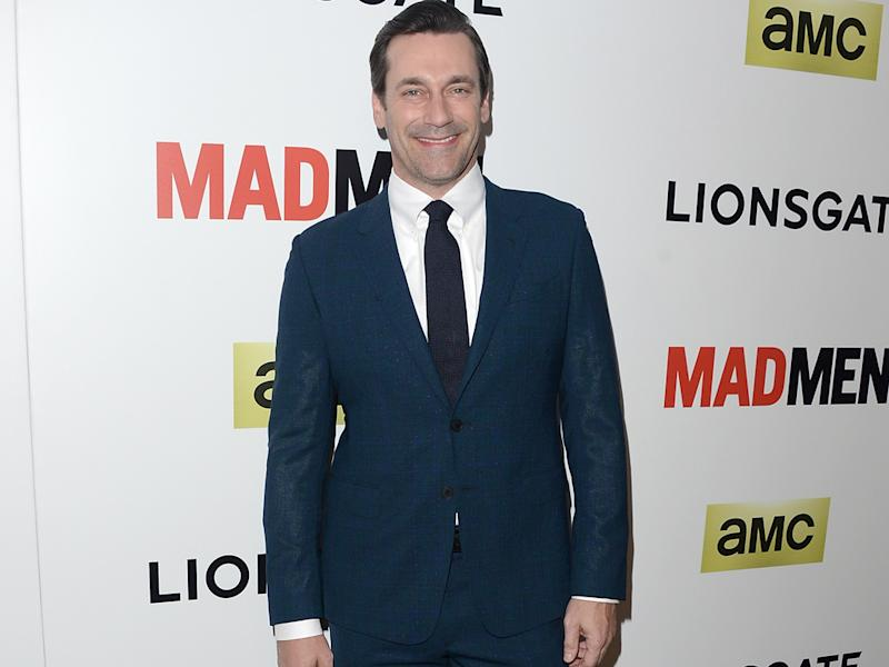 Jon Hamm: Over confidence is delusional