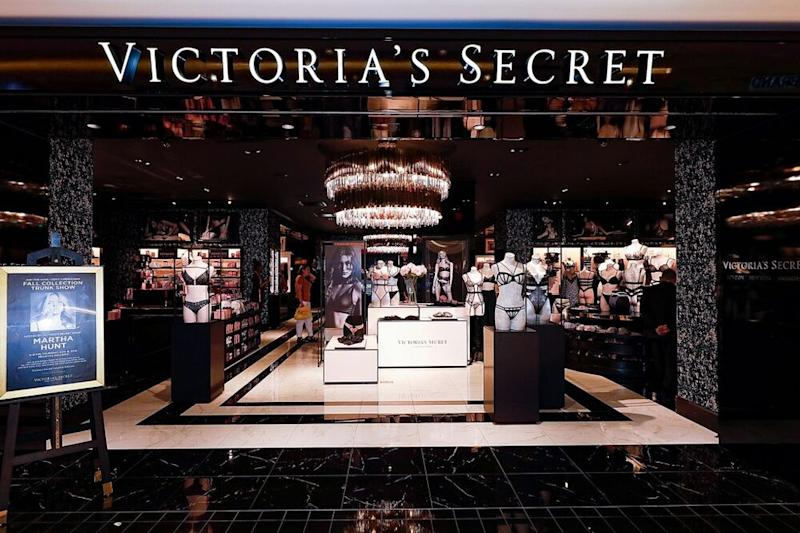 Victoria's Secret storefront | Bob Levey/Getty Images