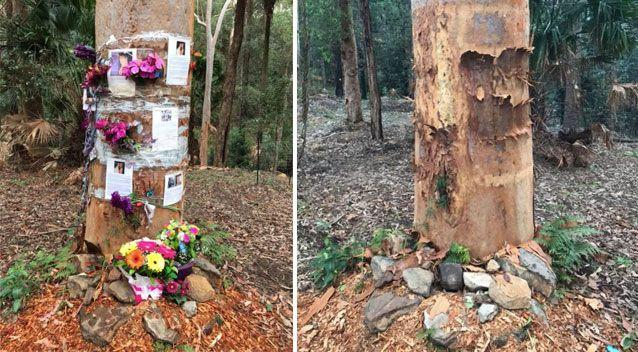 Matthew Leveson's parents have been left devastated after their son's memorial site was found vandalised. Photo: Facebook/ Justice for Matthew Leveson