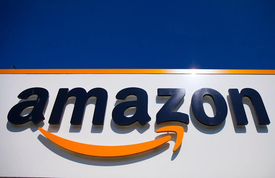 Reconocimiento facial de Amazon (Copyright 2020 The Associated Press. All rights reserved)