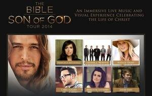 """""""The Bible: SON OF GOD Tour 2014"""" Sells Out in Pittsburgh; Another Date Added"""