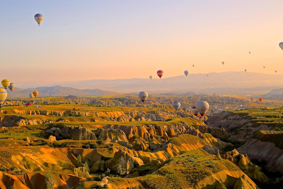 <p>Turkey gets 14.5 bank holidays a year, compared to the UK's 8. (Pexels) </p>