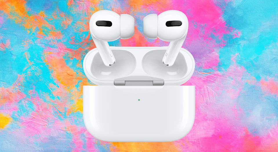Save 20 percent on these Apple AirPods Pro. (Photo: Amazon)