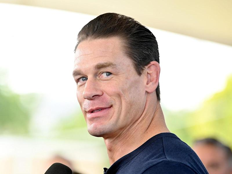 Cena is no stranger to this sort of gesture outside of the ring having made over 600 Make-A-Wish visits during his career