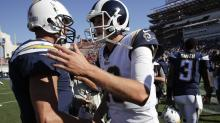 The NFL loves L.A., flexes the Chargers, Rams into prime-time games in December