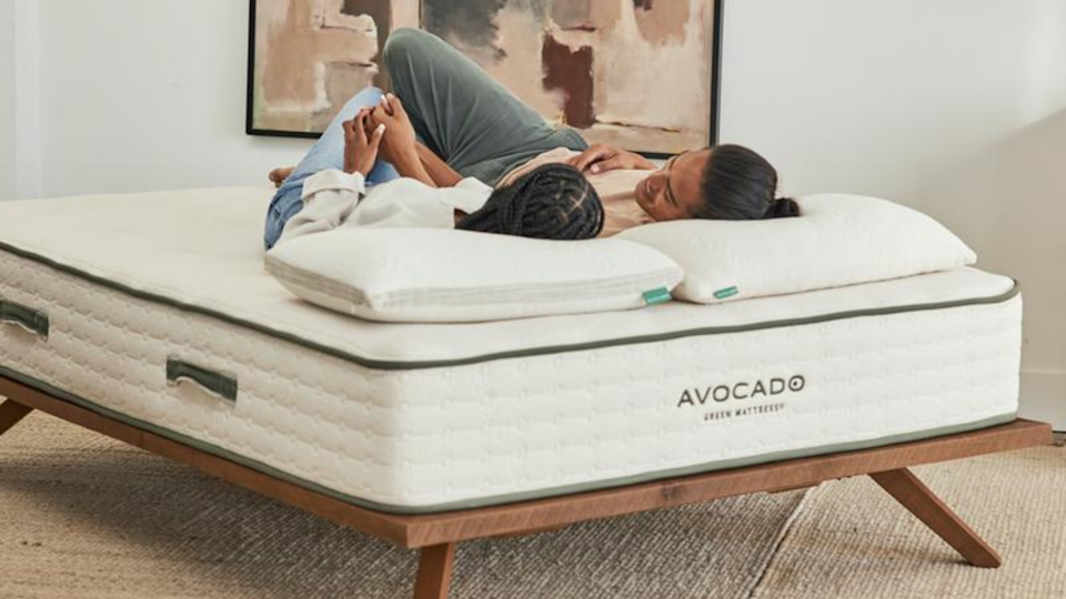 The Avocado mattresses are the most covetable items on sale.