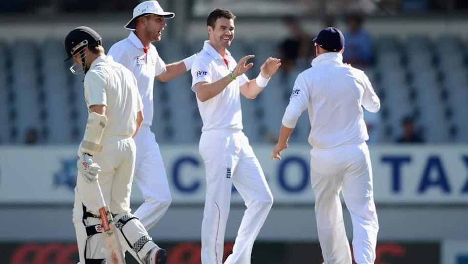 England vs NZ: How does Williamson fare against Anderson?