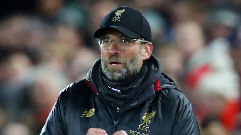 'I don't go out - apart from football!' - Klopp admits he's become a hermit amid Liverpool title chase