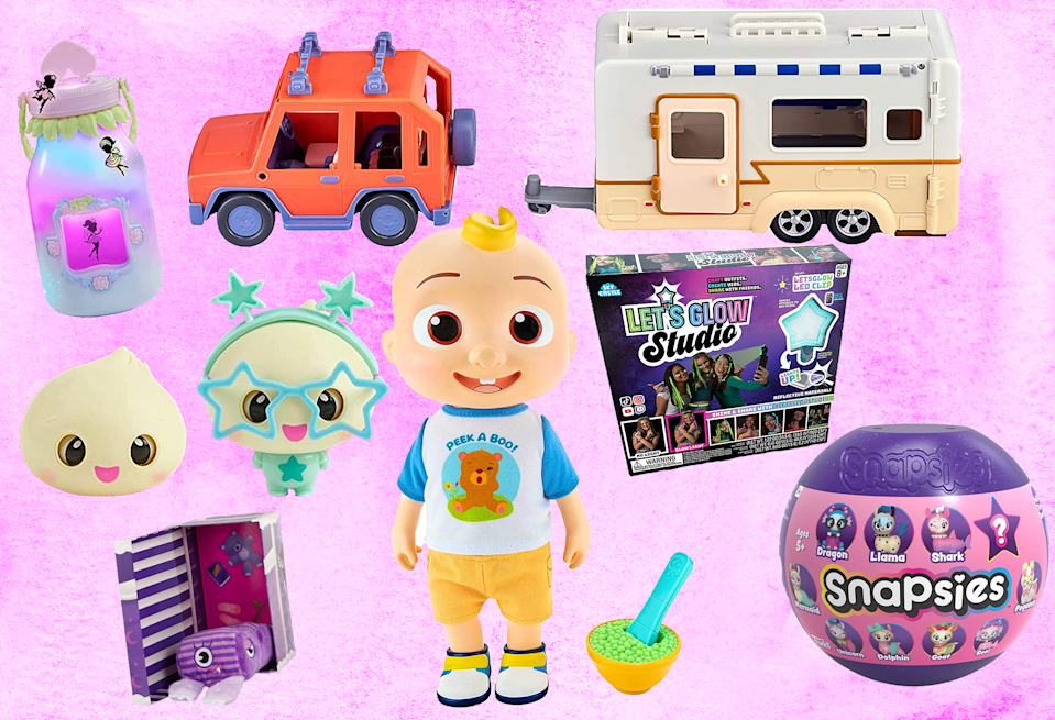 Toys are going to sell out fast this year. These promise to be some of the favorites.