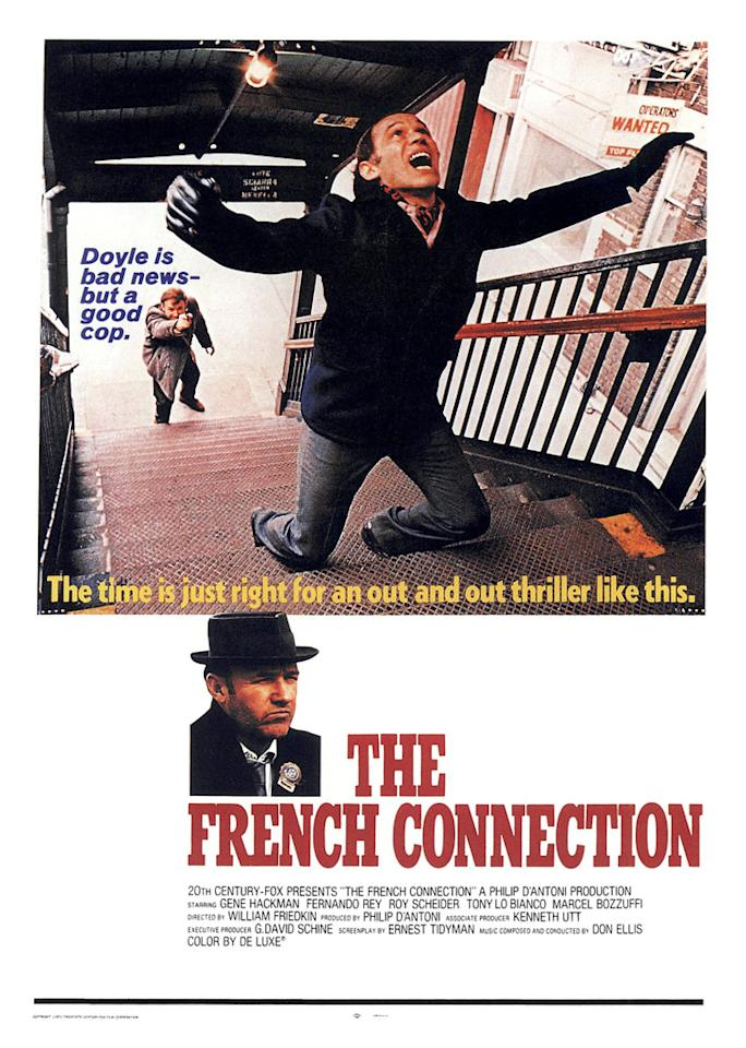 """""""The French Connection"""" (1971)"""