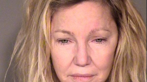 Heather Locklear Hospitalized After Possible Overdose
