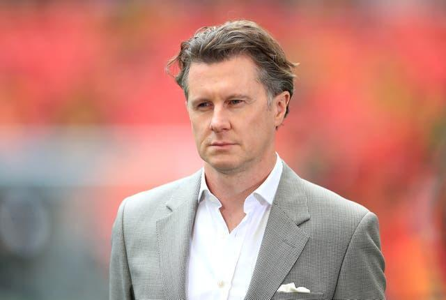 McManaman has mostly worked in the media since retirement