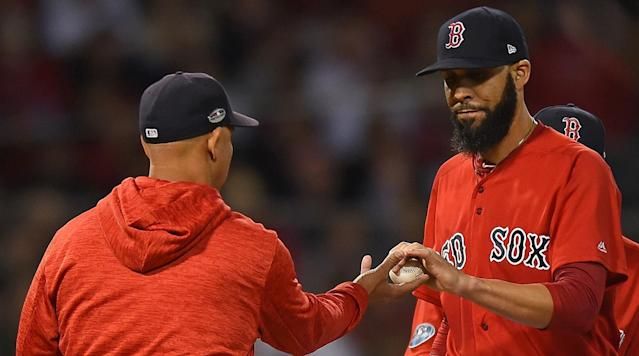ALCS Roundtable: When Would it Be Smartest to Start David Price Against Astros