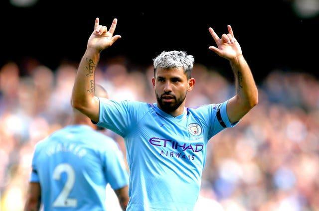 Aguero has scored 257 goals in 10 years at City