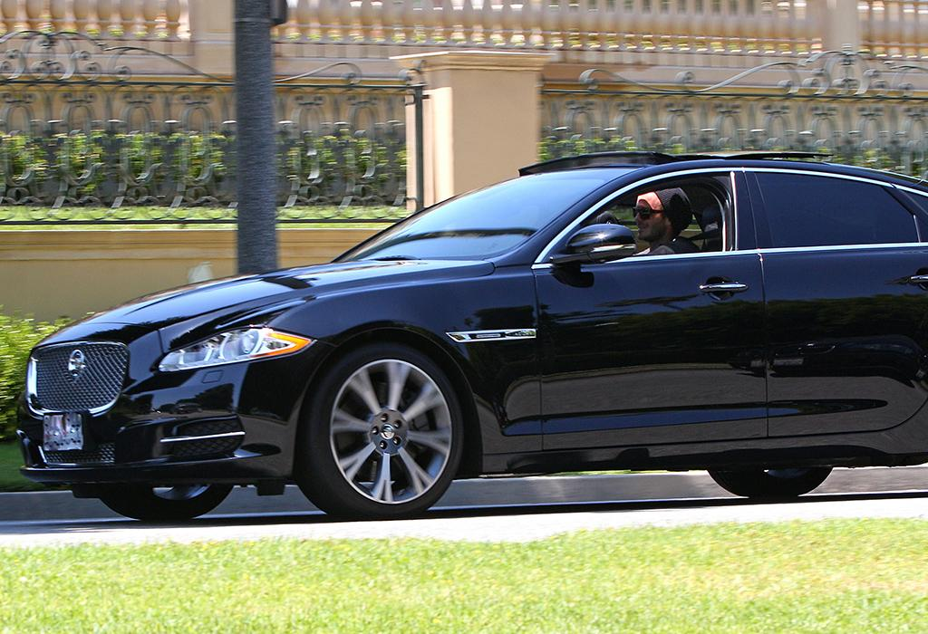 "<strong>David Beckham</strong><br /><strong>Jaguar XJ Supersport</strong><br /><strong>Approximate Base Price: $121,000</strong><br />The sexy soccer star has so many cars that last spring he sold part of the collection (two Bentleys, <a href=""http://autos.yahoo.com/bmw/6-series/"" target=""_blank"">a BMW 645</a>, a <a href=""http://autos.yahoo.com/land-rover/range-rover-sport/"" target=""_blank"">Range Rover Sport</a>, and a <a href=""http://autos.yahoo.com/lamborghini/gallardo/"" target=""_blank"">Lamborghini Gallardo</a>, <a href=""http://www.thesun.co.uk/sol/homepage/showbiz/bizarre/4218752/David-Beckham-to-flog-500K-motor-collection.html"" target=""_blank"">according to <em>The Sun</em></a>) he'd left at home in London when he moved to Los Angeles to play for the Galaxy. (We're guessing Beckham probably didn't want to deal with the hassle of having his fancy rides transported overseas. Ah, rich people problems!) But, of course, Becks <em>still</em> has a fleet of luxury vehicles his adopted city of L.A. In the States, he's most recently been seen racing around in a this <a href=""http://autos.yahoo.com/jaguar/xj/"" target=""_blank"">Jagauar XJ</a>."