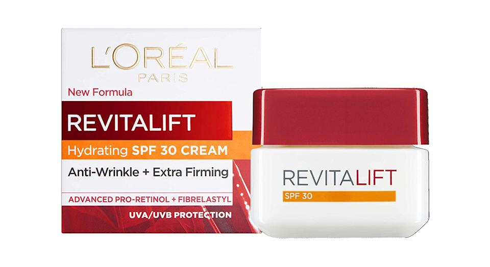 L'Oréal Paris Revitalift Day Cream SPF 30