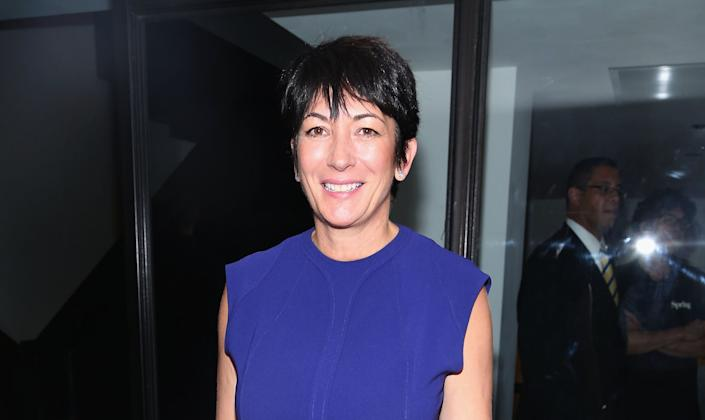 Ghislaine Maxwell, seen here in 2016, was arrested this week in relation to Jeffrey Epstein's sex crimes. (Photo: Sylvain Gaboury via Getty Images)