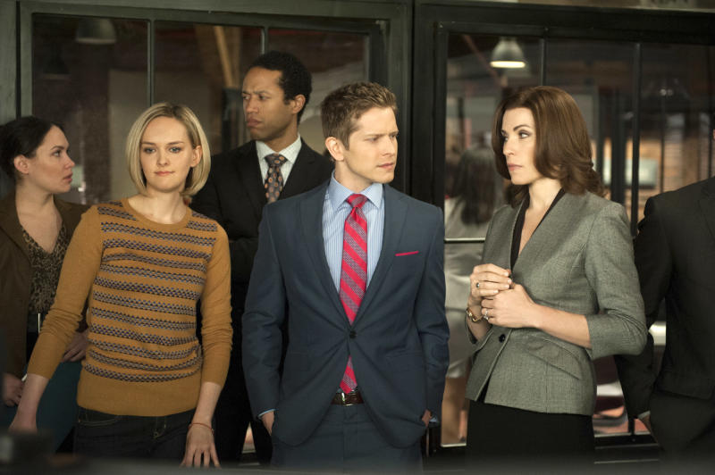 'Good Wife' goes its own way as refreshing drama
