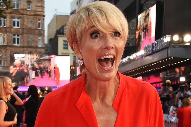 Shock: Emma Thompson was asked to dinner by Donald Trump: Dave Benett